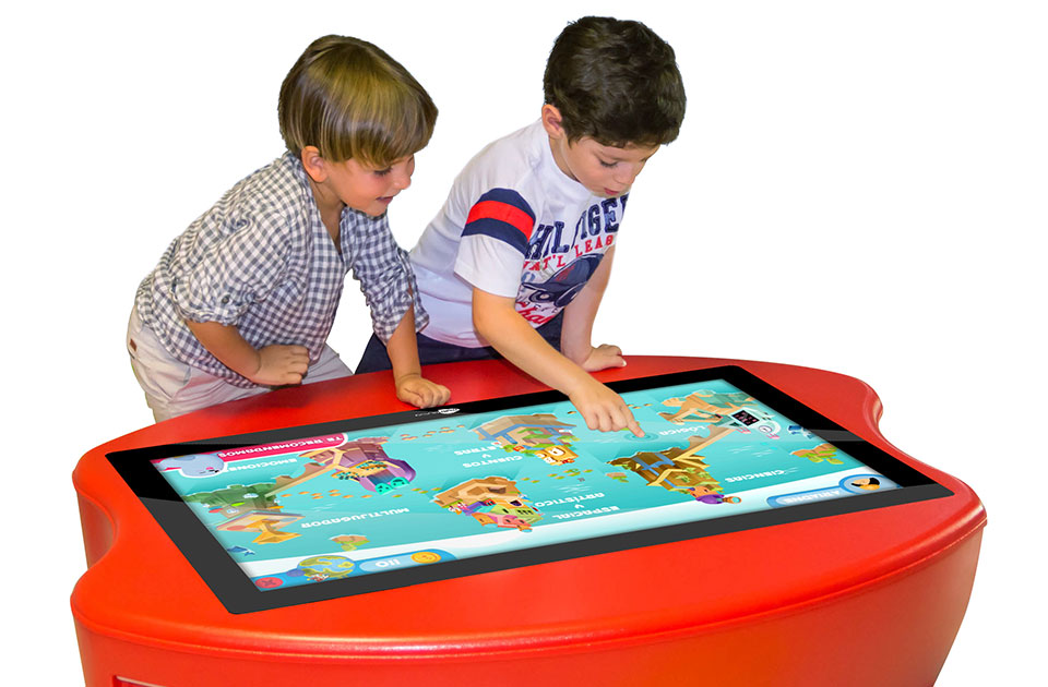 Touchscreen Table multiCLASS Kids Table