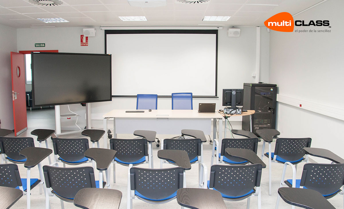 Instalaciones multiCLASS Touch Screen